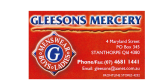 gleesons_logo