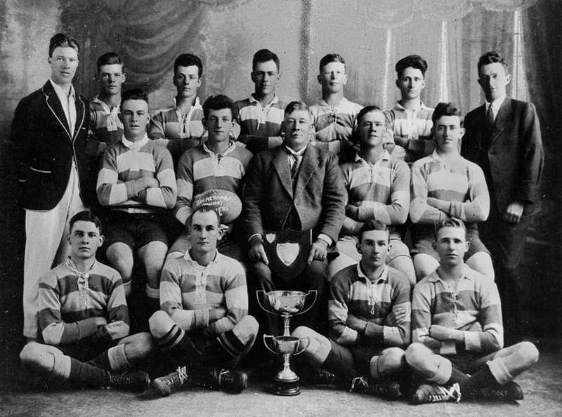 Boomerangs 1926 Premiers